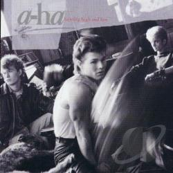 A-Ha - Hunting High and Low CD Cover Art