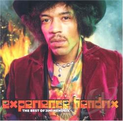 Experience Hendrix - Experience Hendrix: The Best Of Jimi Hendrix CD Cover Art