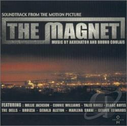 Magnet - Magnet CD Cover Art