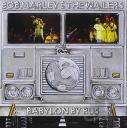Marley, Bob & The Wailers - Babylon by Bus CD Cover Art