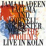 R.Cornell / Tacuma J - Meet The Podium Three CD Cover Art