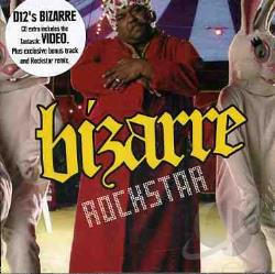 Bizarre - Rockstar CD Cover Art