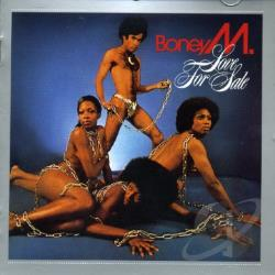 Boney M - Love for Sale CD Cover Art