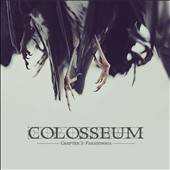 Colosseum (Finland) - Chapter 3: Parasomnia CD Cover Art