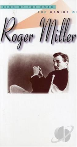 Miller, Roger - King of the Road CD Cover Art