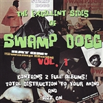 Swamp Dogg - Excellent Sides of Swamp Dogg, Vol. 1 CD Cover Art