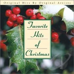 Favorite Hits of Christmas CD Cover Art