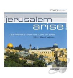 Jerusalem Arise - Various Artists - Gospel CD Cover Art