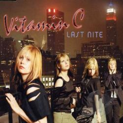 Vitamin C - Last Nite CD Cover Art