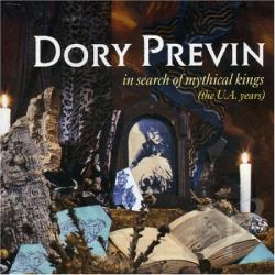 Previn, Dory - In Search Of Mythical Kings CD Cover Art