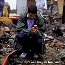 Tompaulin - Town & The City LP Cover Art