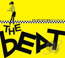 English Beat - You Just Can't Beat It: The Best of the Beat CD Cover Art