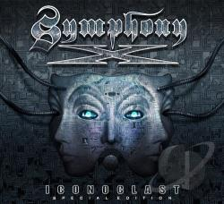 Symphony X - Iconoclast CD Cover Art