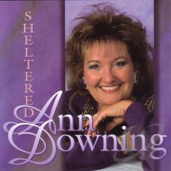 Downing, Ann - Sheltered CD Cover Art