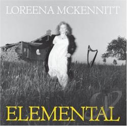 McKennitt, Loreena - Elemental CD Cover Art