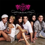 RBD - Rebels CD Cover Art