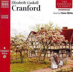 CLARE WILLE / Gaskell, Elizabeth Cleghorn - Cranford CD Cover Art