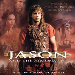 Jason and the Argonauts CD Cover Art