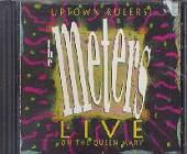 Meters - Uptown Rulers: The Meters Live on the Queen Mary CD Cover Art