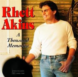 Akins, Rhett - Thousand Memories CD Cover Art