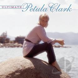 Clark, Petula - Ultimate Petula Clark CD Cover Art