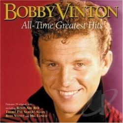 Vinton, Bobby - All-Time Greatest Hits CD Cover Art