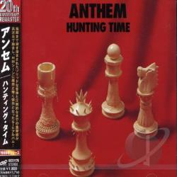 Anthem - Hunting Time CD Cover Art