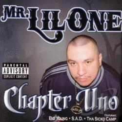 Mr. Lil' One - Chapter Uno CD Cover Art