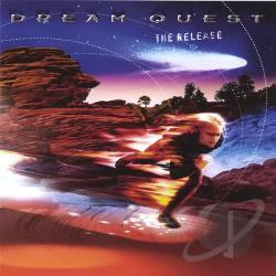 Dream Quest - Release CD Cover Art
