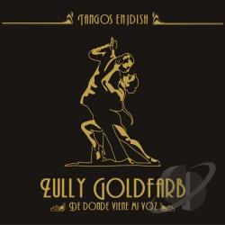 Zully goldfarb de donde viene mi voz cd album for De donde viene el marmol