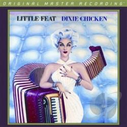 Little Feat - Dixie Chicken CD Cover Art