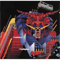 Judas Priest - Defenders of the Faith LP Cover Art