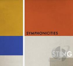 Sting - Symphonicities CD Cover Art
