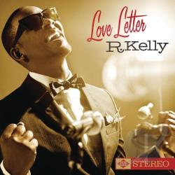 Kelly, R. - Love Letter CD Cover Art