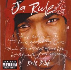 Ja Rule - Rule 3:36 CD Cover Art
