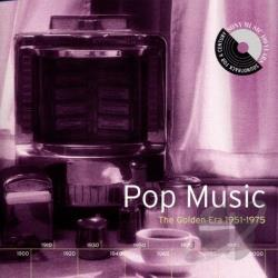 Pop Music: The Golden Era: 1951-1975 CD Cover Art