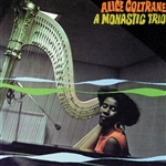 Coltrane, Alice - Monastic Trio CD Cover Art