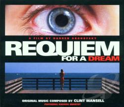 Mansell, Clint - Requiem for a Dream CD Cover Art