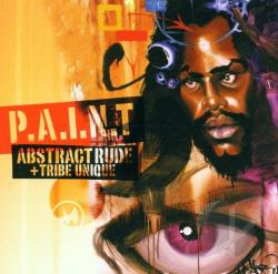 Abstract Rude - P.A.I.N.T. CD Cover Art