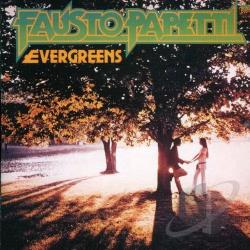Papetti, Fausto - Evergreens CD Cover Art