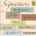 Graham / United States Air Force Band - Signatures CD Cover Art