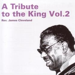 Cleveland, James, Rev. - Tribute To The King Vol. 2 CD Cover Art