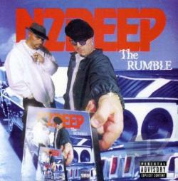 N2DEEP - Rumble CD Cover Art