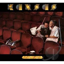 Kansas - Two for the Show CD Cover Art