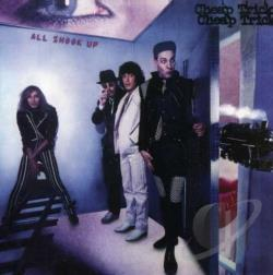Cheap Trick - All Shook Up CD Cover Art
