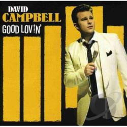 Campbell, David - Good Lovin' CD Cover Art