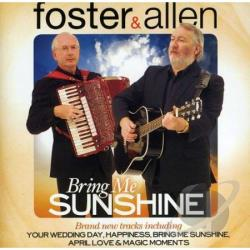 Foster & Allen - Bring Me Sunshine CD Cover Art