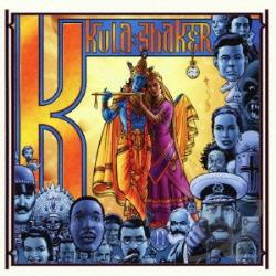 Kula Shaker - K-15 CD Cover Art