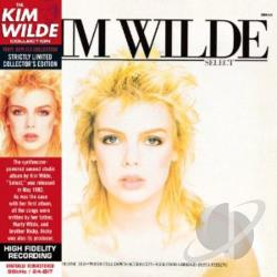 Wilde, Kim - Select CD Cover Art