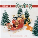 Swingfield Big Band - Sleigh Bell Swing CD Cover Art